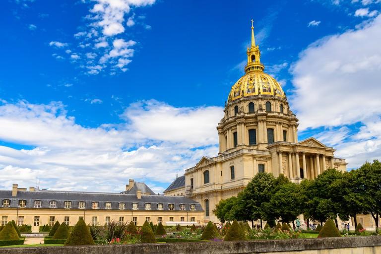 Les Invalides, Paris  © Anton_Ivanov / Shutterstock