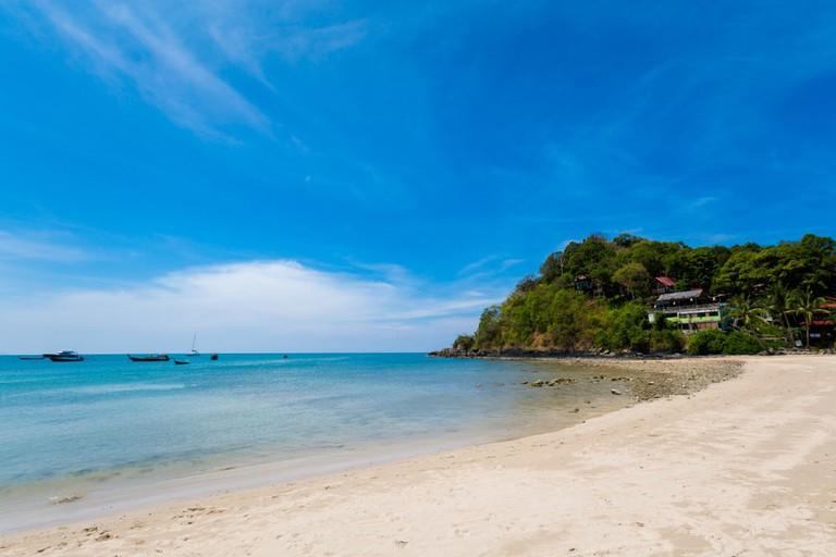 Ba Kantiang Bay, Koh Lanta island, Thailand