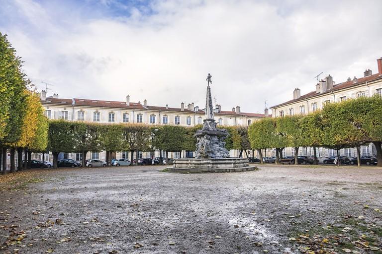 Place d'Alliance, Lorraine, France |© Kiev.Victor / Shutterstock