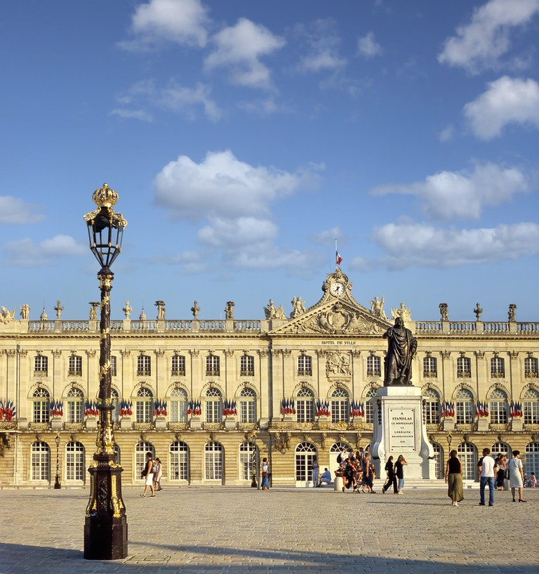 Town hall of Stanislas Square in Nancy, France | © Pecold / Shutterstock