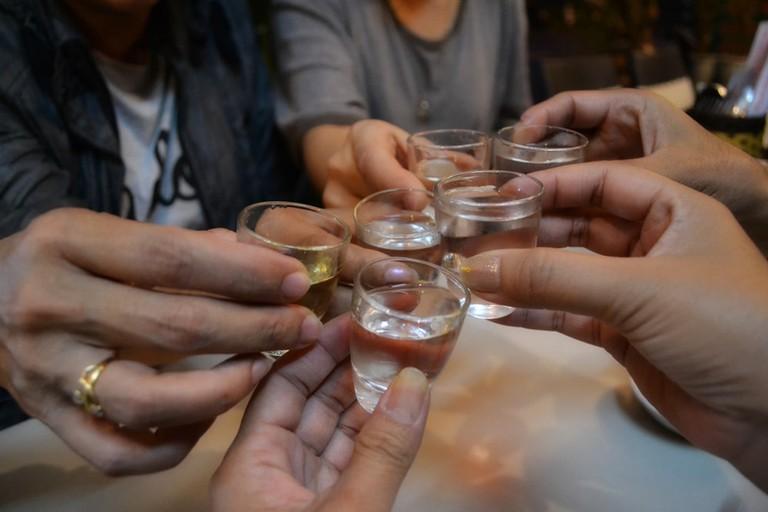Soju, Korean drink
