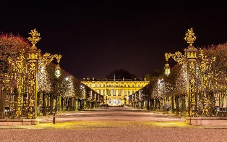 Place de la Carriere, UNESCO heritage site in Nancy, France |© Leonid Andronov / Shutterstock