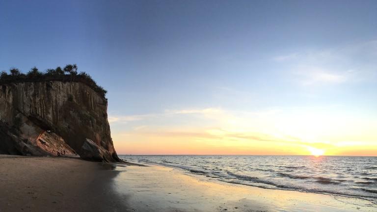 tusan cliff miri