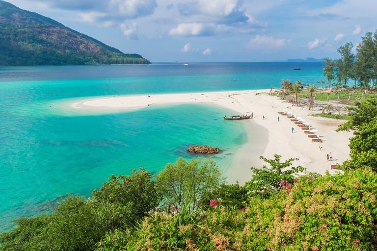 Koh Lipe island in Satun, Thailand