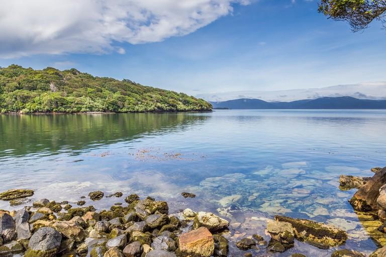 Halfmoon Bay, Stewart Island, Southland Region, South Island, New Zealand