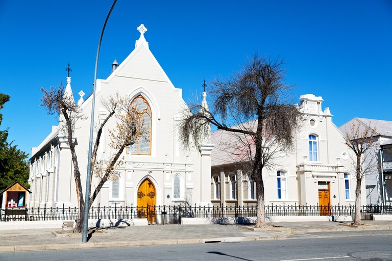 The Dutch Reformed Church in Graaff Reinet