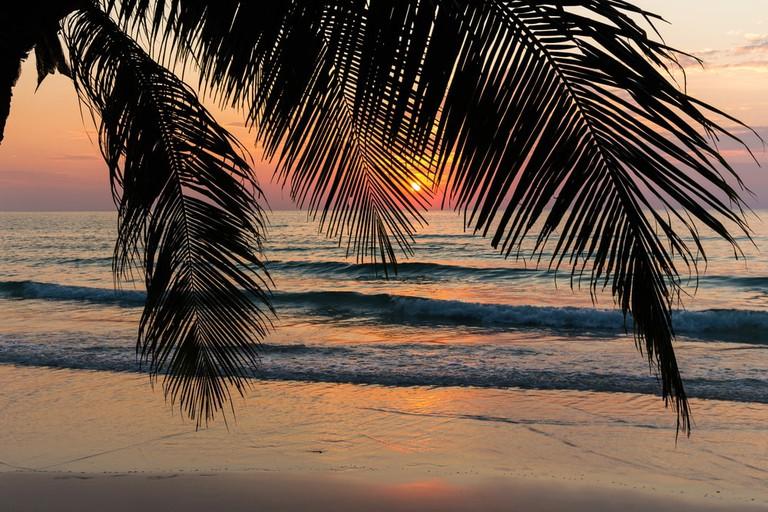 Khlong Chao beach, Ko Kood island, Thailand