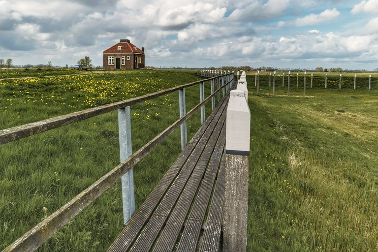 Former Island of Schokland Unesco World Heritage