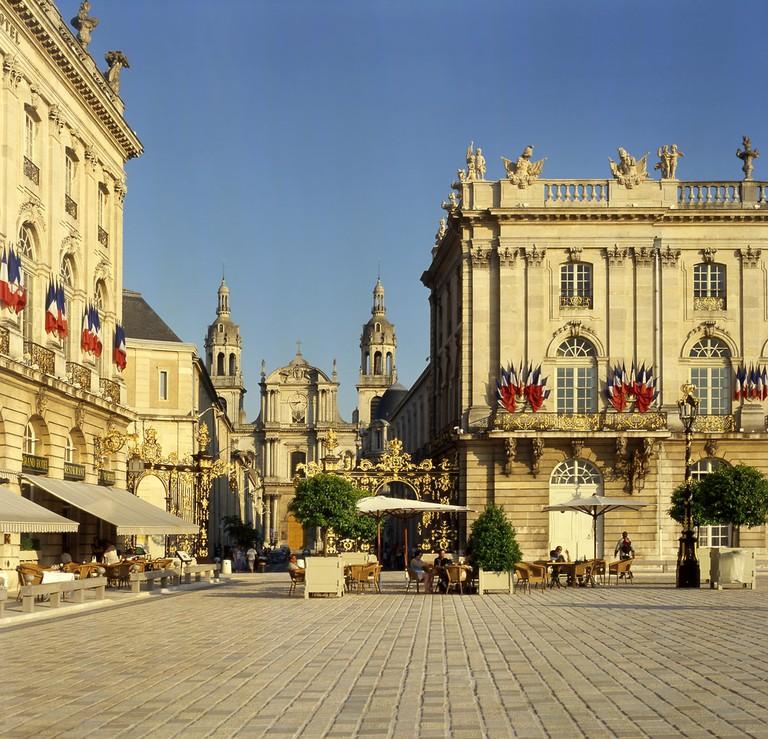 Stanislas Square in Nancy, France |© Pecold / Shutterstock