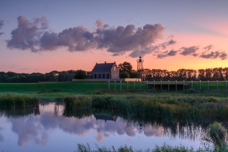 Schokland lighthouse