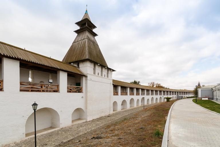 Zhitnyaya Tower of the Astrakhan Kremlin