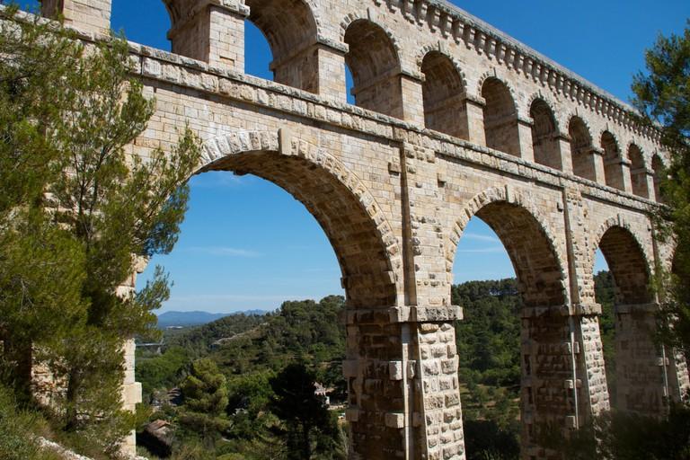 Cassis Roquefavour aqueduc, France |© Marc Turcan / Shutterstock