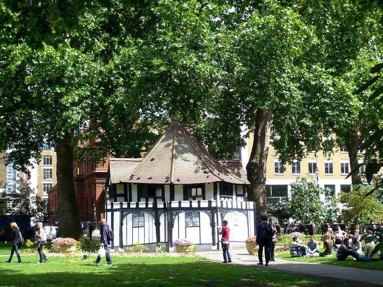 Soho Square Gardens