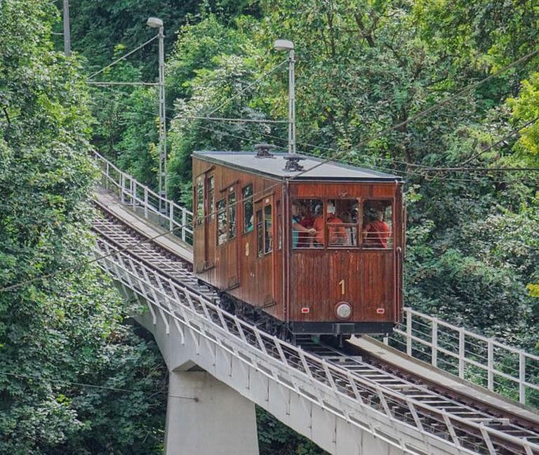 Stuttgart cable car