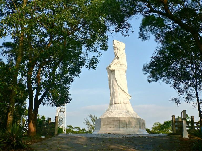 Statue of A-Ma Macau