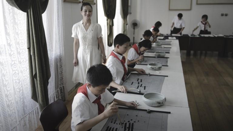 Shots of North Korea