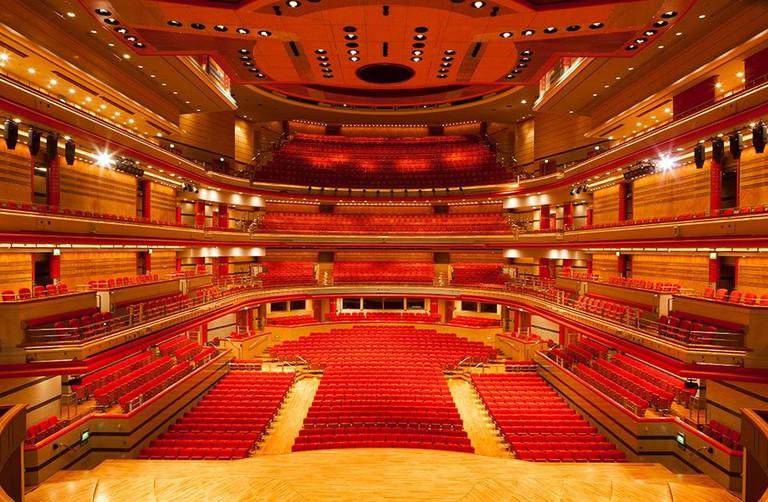 Symphony Hall, Birmingham | © Town Hall & Symphony Hall