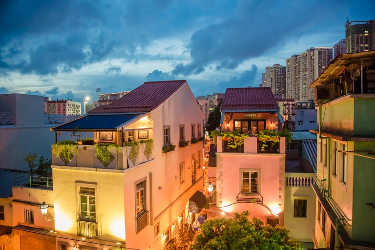 Taipa-Village-Macau