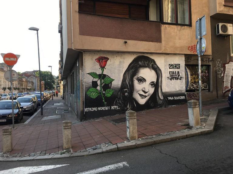 Tanja Bošković, Dorćol, Belgrade