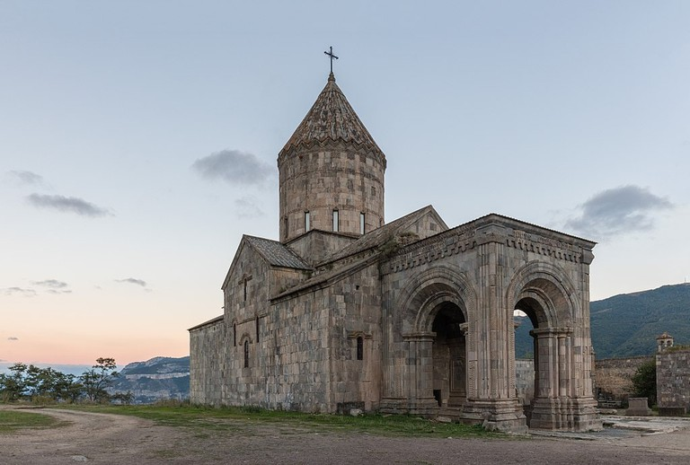 tatev monastery 2