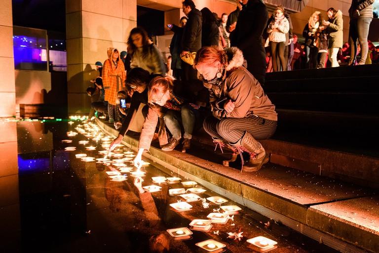 Te Papa Ritual - 5. Photograph Te Papa