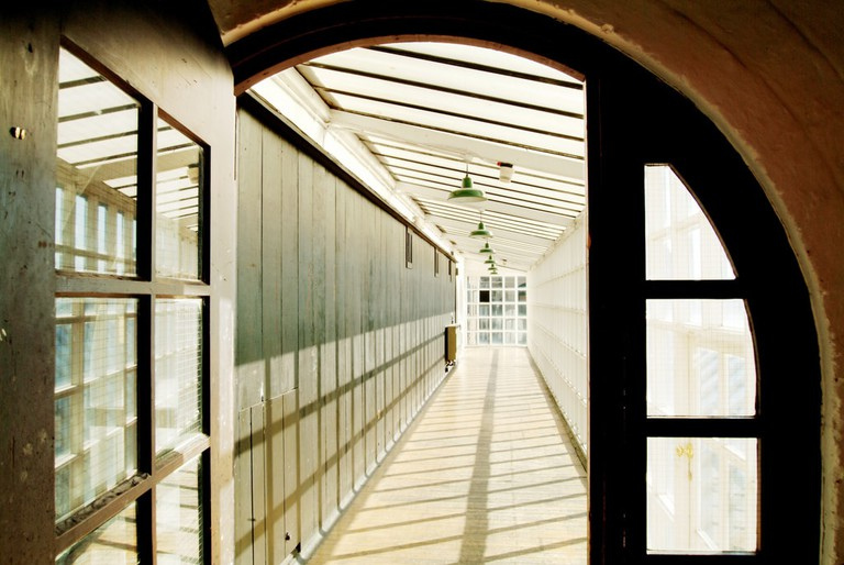 The Henrun Corridor ©McAteer Photograph
