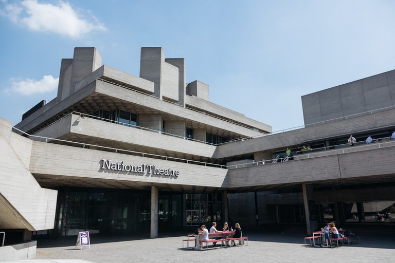 the national theatre culture trip