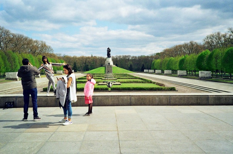 The Soviet Memorial in Treptower Park | © Ama Split and Riky Kiwy