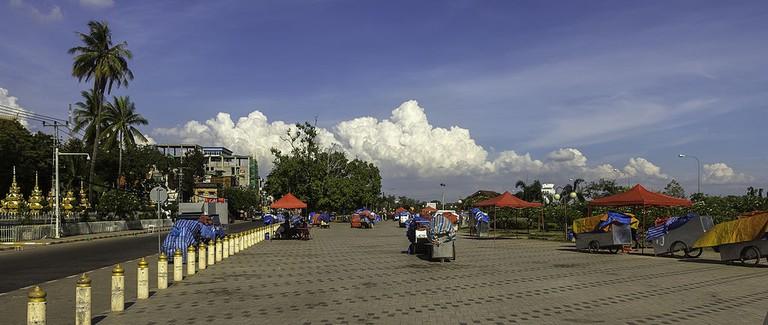 Vientiane Riverfront