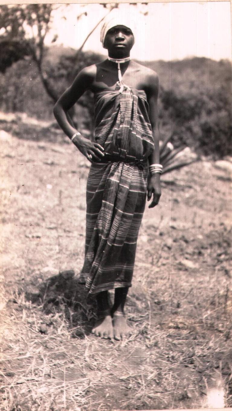 Wemba girl - Bemba 1935-1950