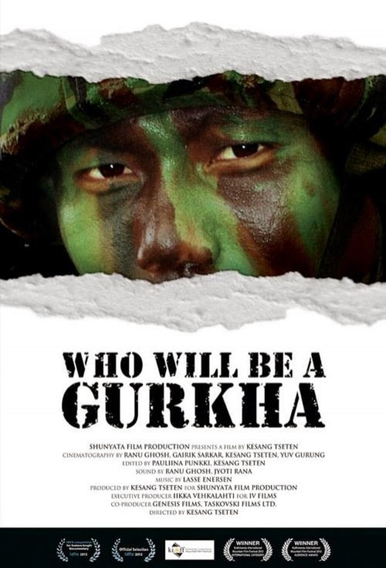 Who Will Be a Gurkha