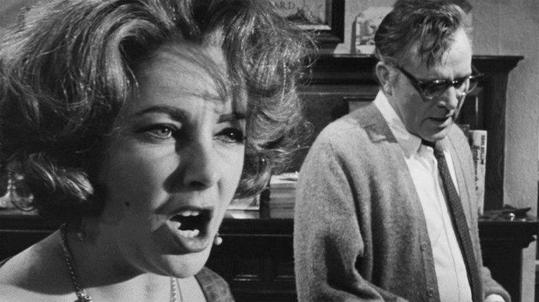 Elizabeth Taylor and Richard Burton in 'Who's Afraid of Virginia Woolf?'