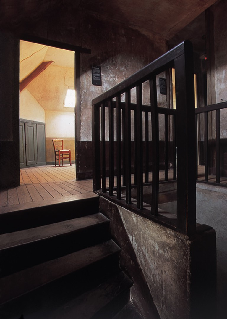Van Gogh's room at the Auberge Ravoux