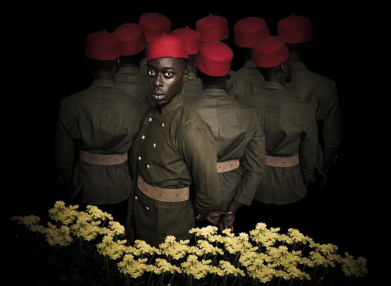 1) Thiaroye 1944 © Omar Victor Diop