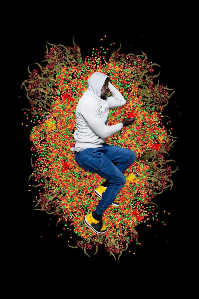 10) Trayvon Martin 2012 © Omar Victor Diop