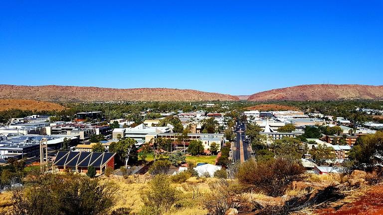 Alice Springs