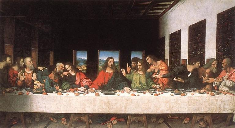 'The Last Supper' by Leonardo da Vinci