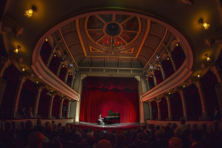 Sombor's theatre is one of the finest in all of Serbia