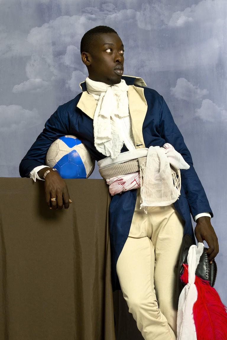 12) Jean-Baptiste Belley. 1746_ - 1805_ © Omar Victor Diop