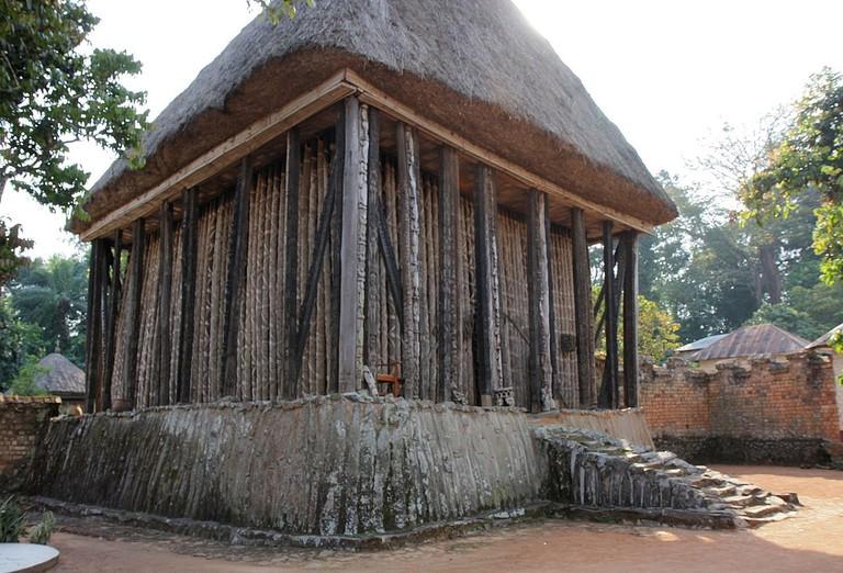 Achum Shrine, Bafut Palace