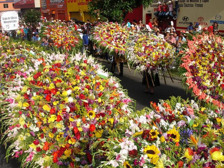 Medellín Flower Festival