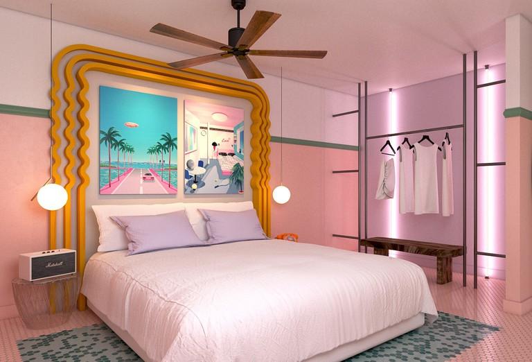 Paradiso Ibiza Art Hotel Art Room