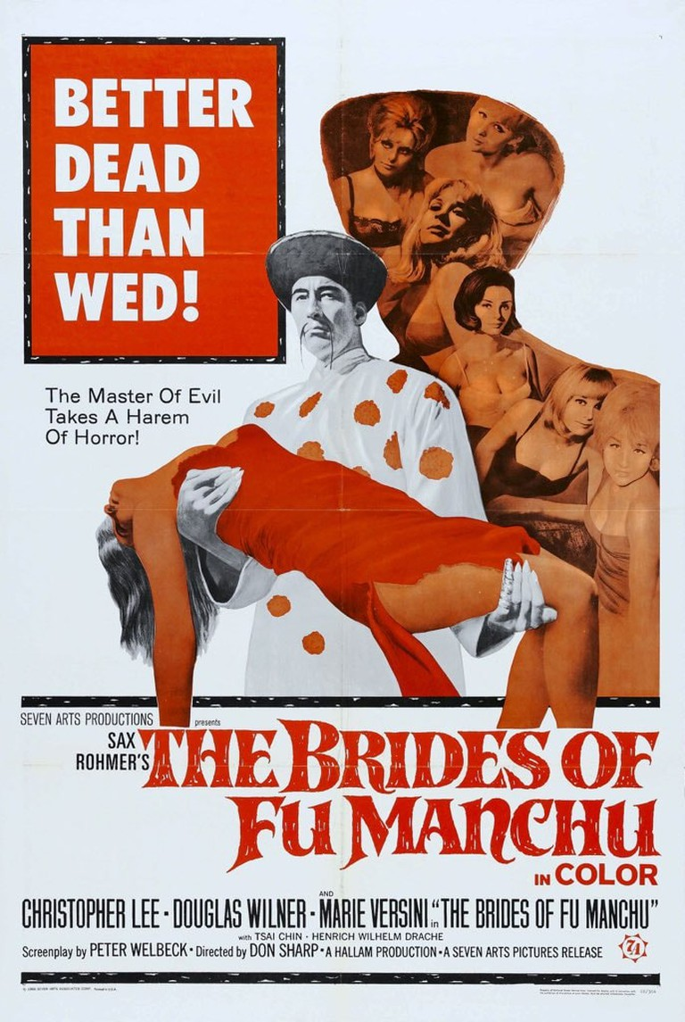 Brides Of Fu Manchu 01