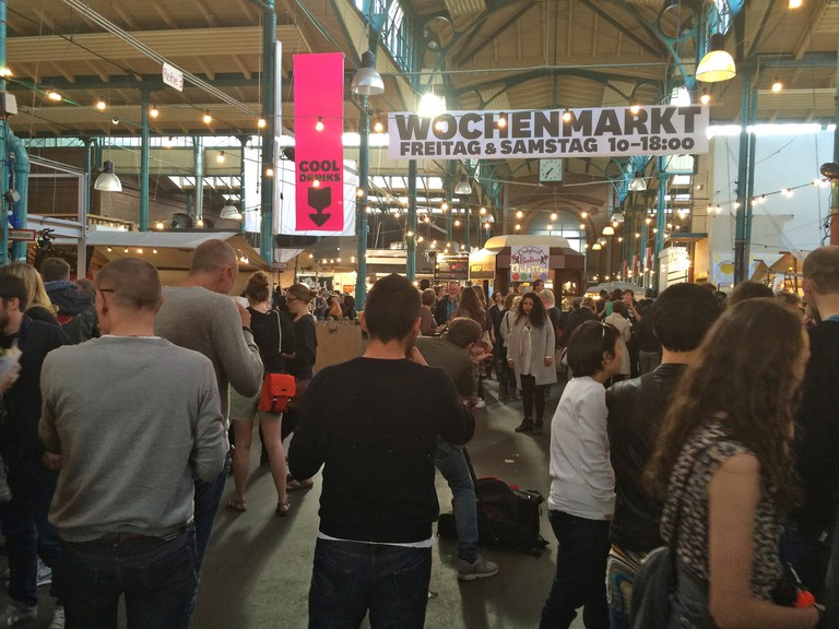 Markthalle Neun on Thursday nights is the place to be