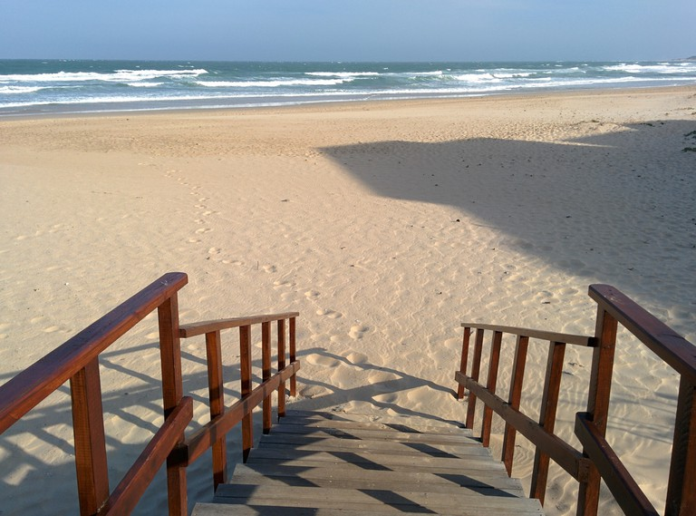 J-Bay boasts some gorgeous sandy beaches