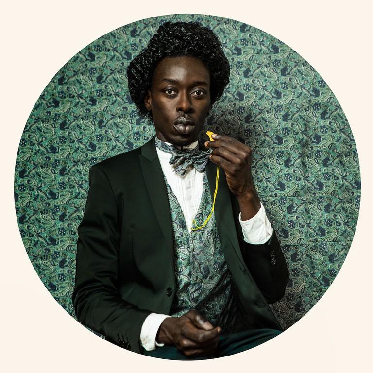2) Frederick Douglass © Omar Victor Diop