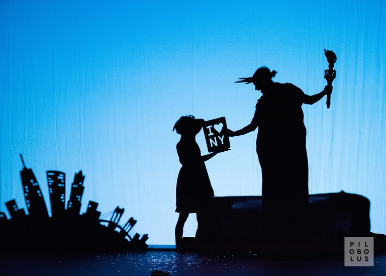 Shadowland loves silhouettes