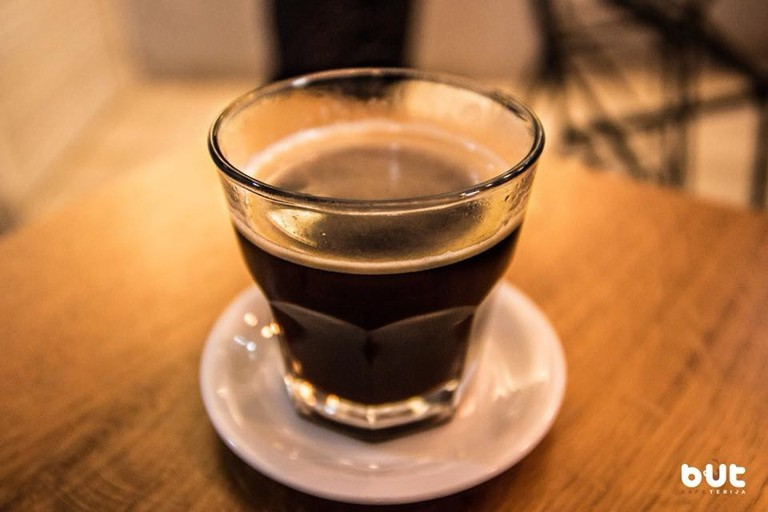 The best Americano in Serbia