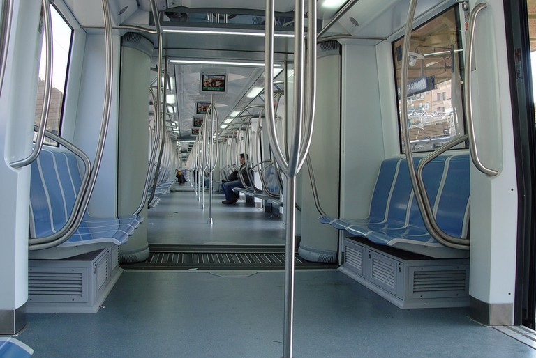 Rome metro B