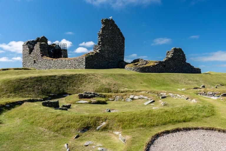 Jarlshof Prehistoric & Norse Settlement, Sumburgh, Shetland
